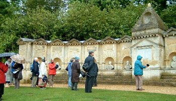 Temple of British Worthies, Stowe